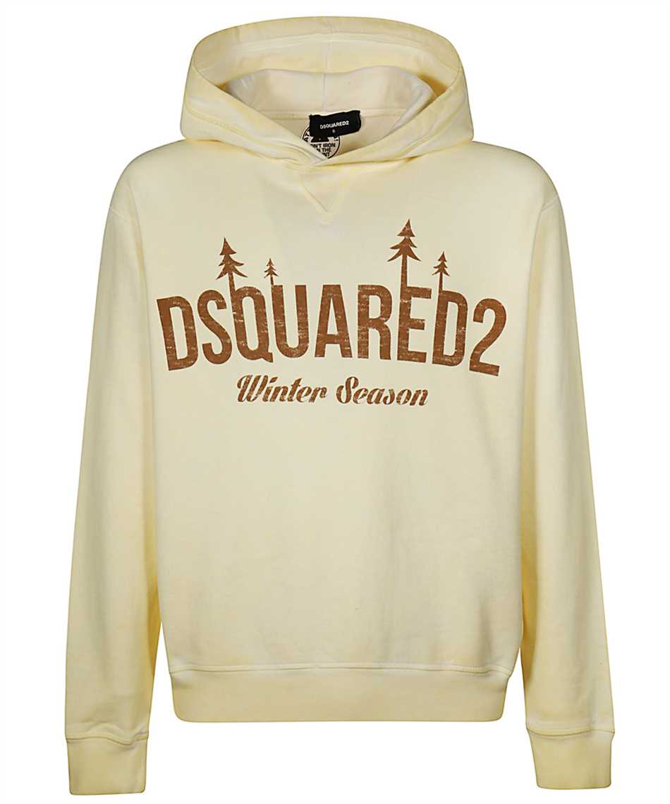 Dsquared2 S71GU0401 S25030 WINTER SEASON Felpa 1