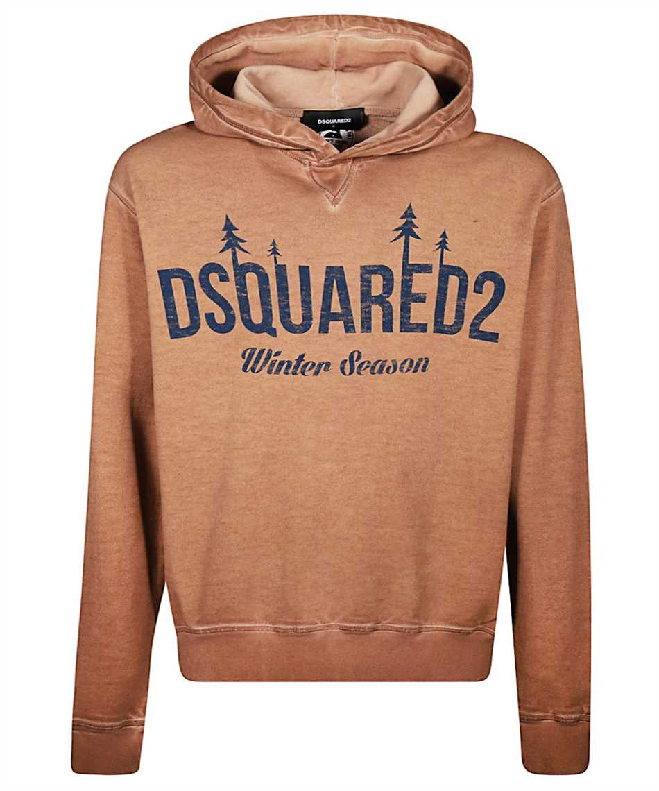 Dsquared2 S71GU0401 S25030 WINTER SEASON Felpa 1
