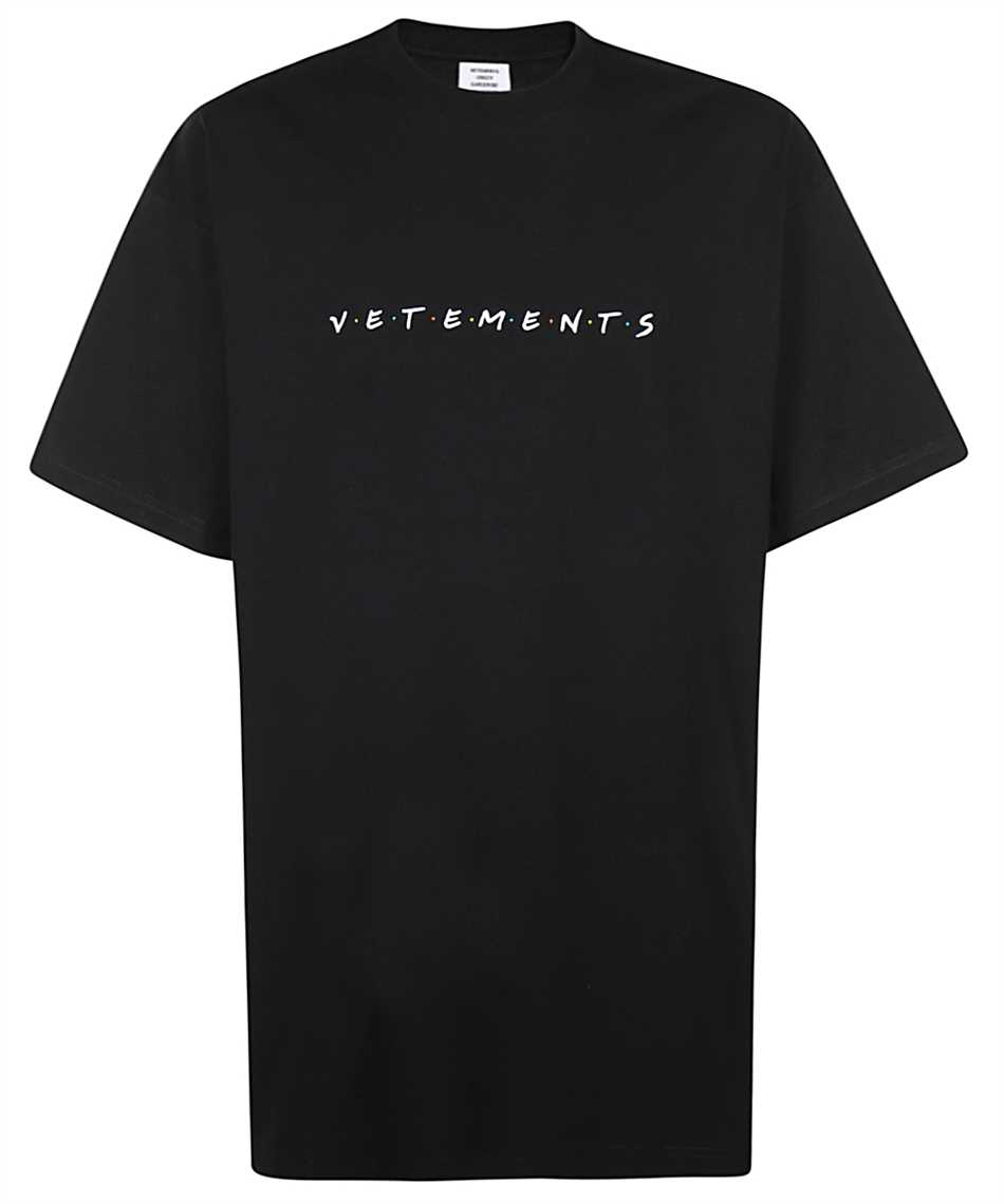 Vetements UE51TR340B FRIENDLY LOGO T-shirt 1