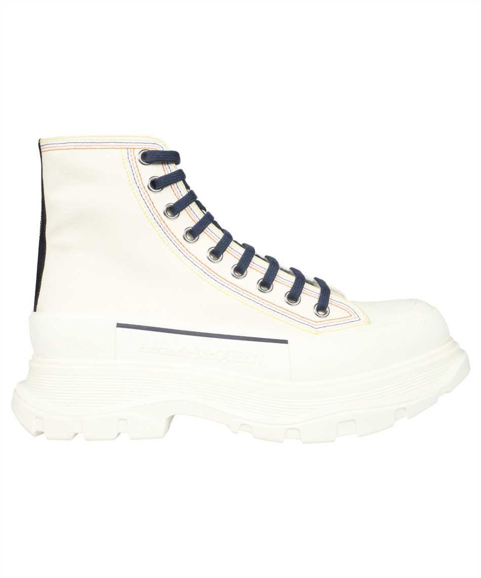 Alexander McQueen 662681 W4MV4 TREAD SLICK Boots 1