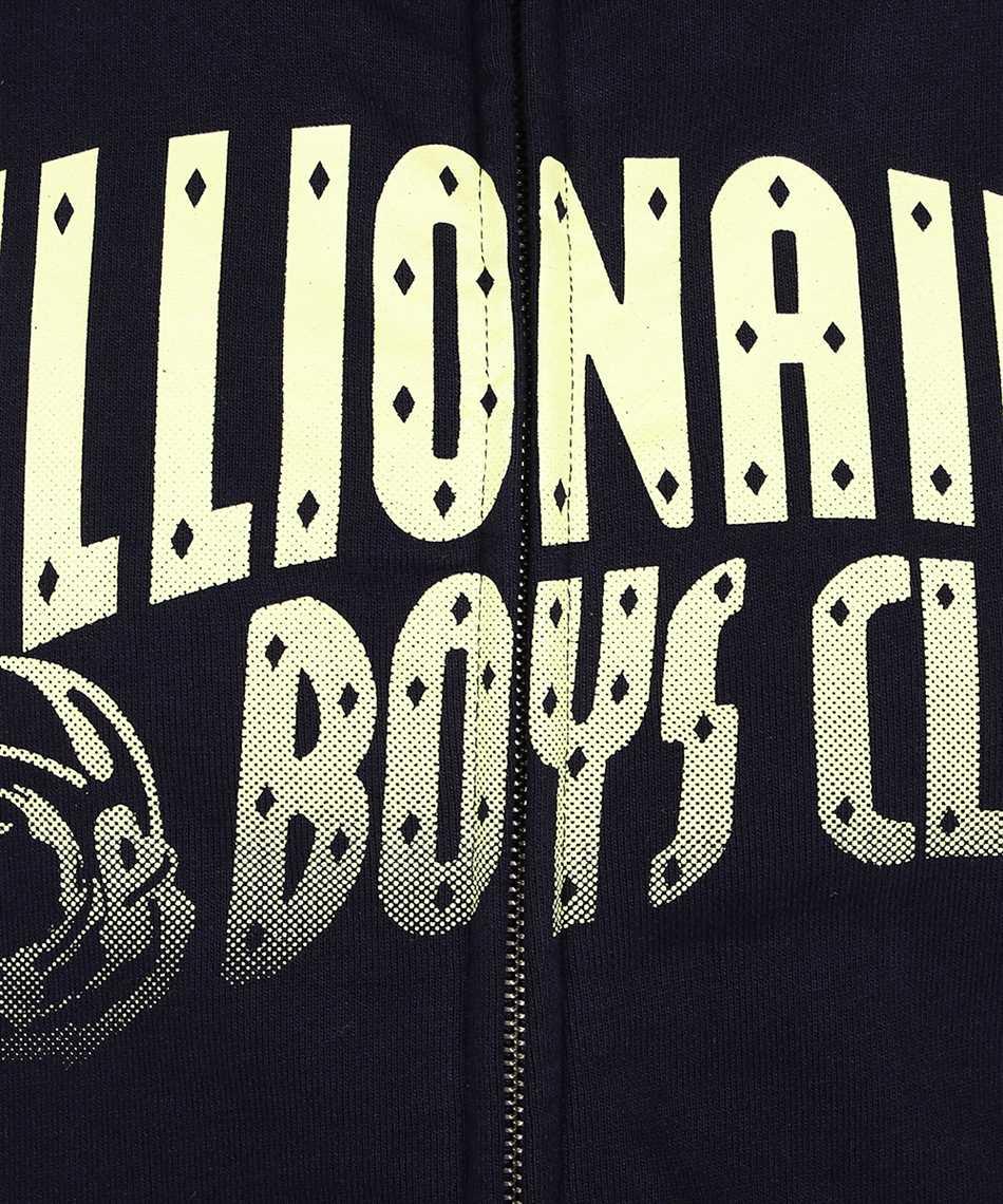 Billionaire Boys Club B21336 ARCH LOGO GRADIENT FULL ZIP Kapuzen-Sweatshirt 3