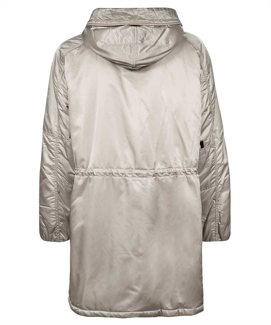Givenchy BM00QY13Q0 QUILTED SATIN NYLON Jacke 2