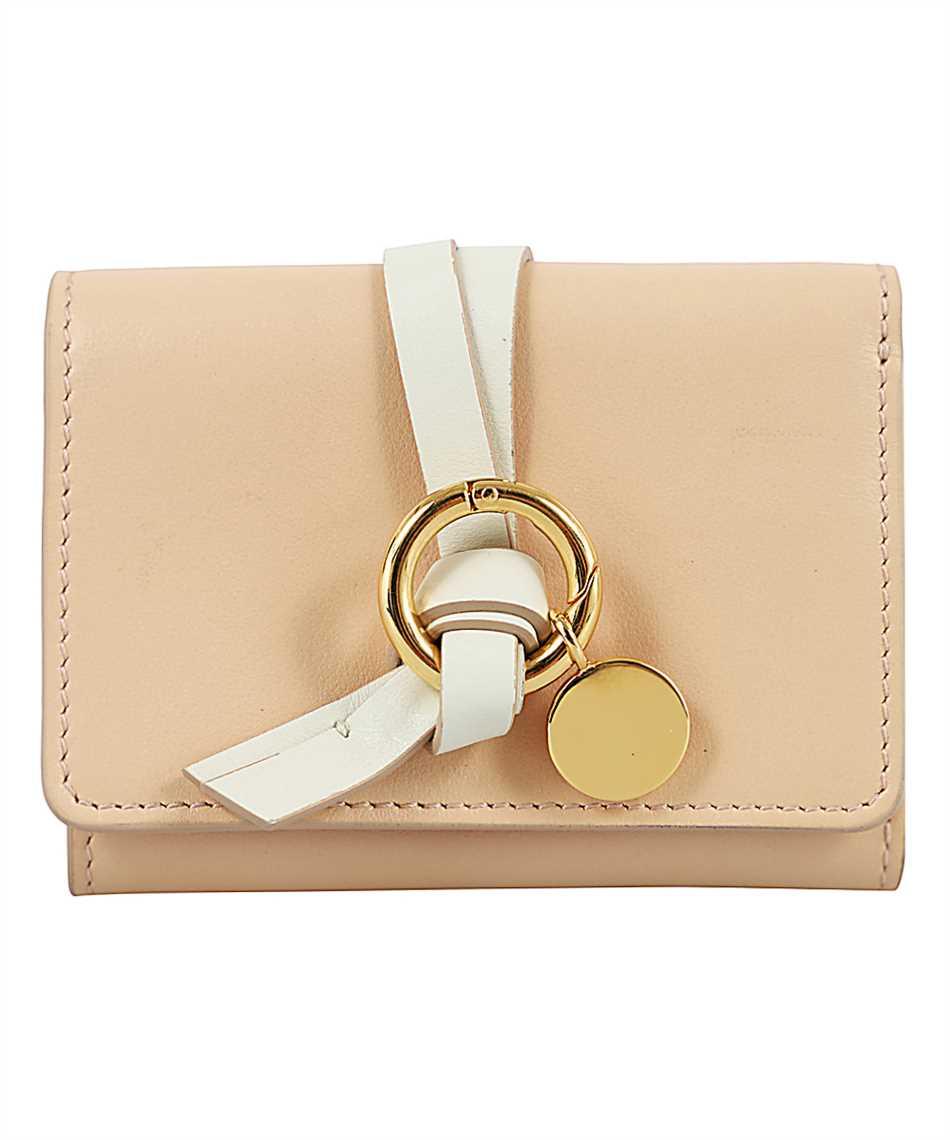 Chloé CHC20SP719C55 ALPHABET Porta carte di credito 1