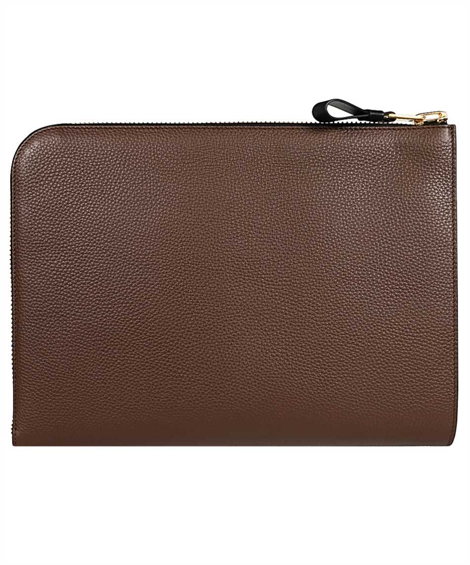 Tom Ford H0355T LCL037 BUCKLEY ZIP Document case 2