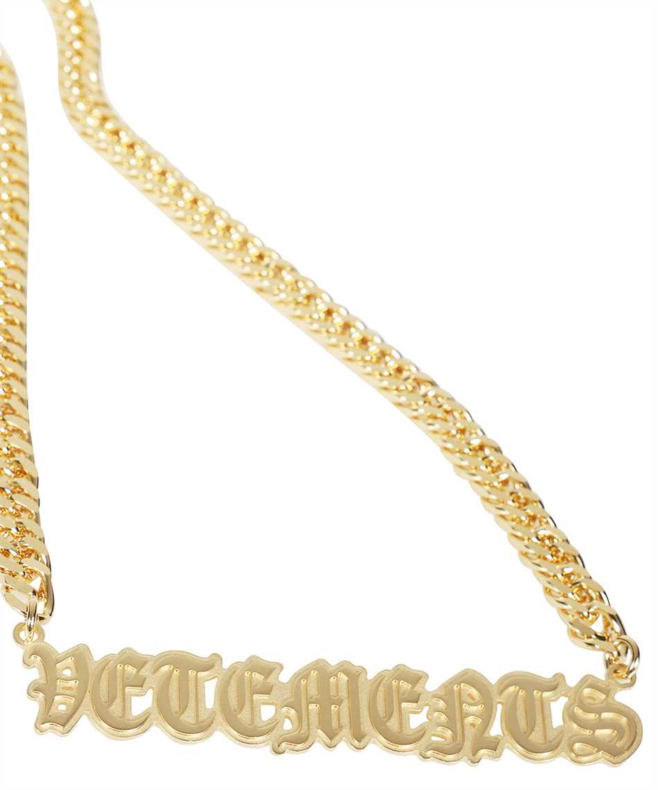 Vetements NE001 Necklace 2