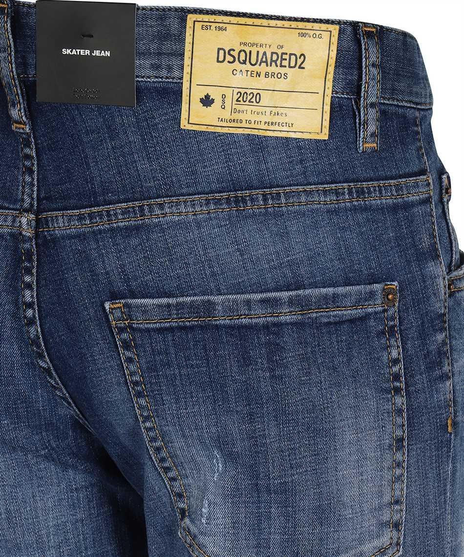 Dsquared2 S74LB0791 S30342 SKATER Jeans 3