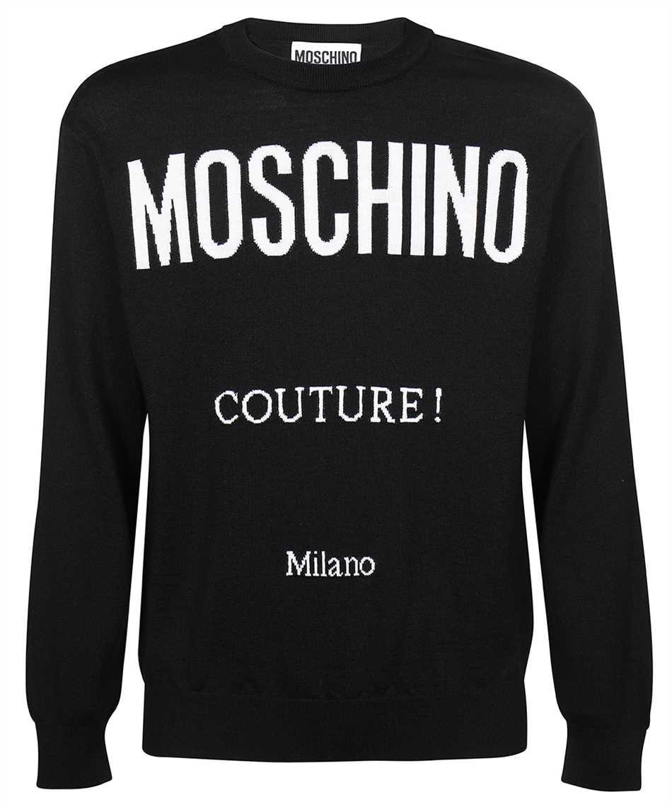 Moschino A 0906 5200 LOGO Maglia 1