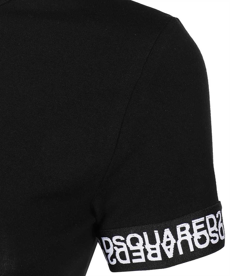 Dsquared2 D8M252950 CROPPED T-Shirt 3