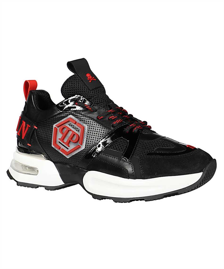 Philipp Plein F20S MSC2868 PXV001N RUNNER HEXAGON Sneakers 2