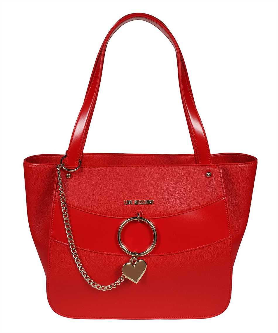 LOVE MOSCHINO JC4237PP0CKF SHOPPER LOVE CHARM Tasche 1