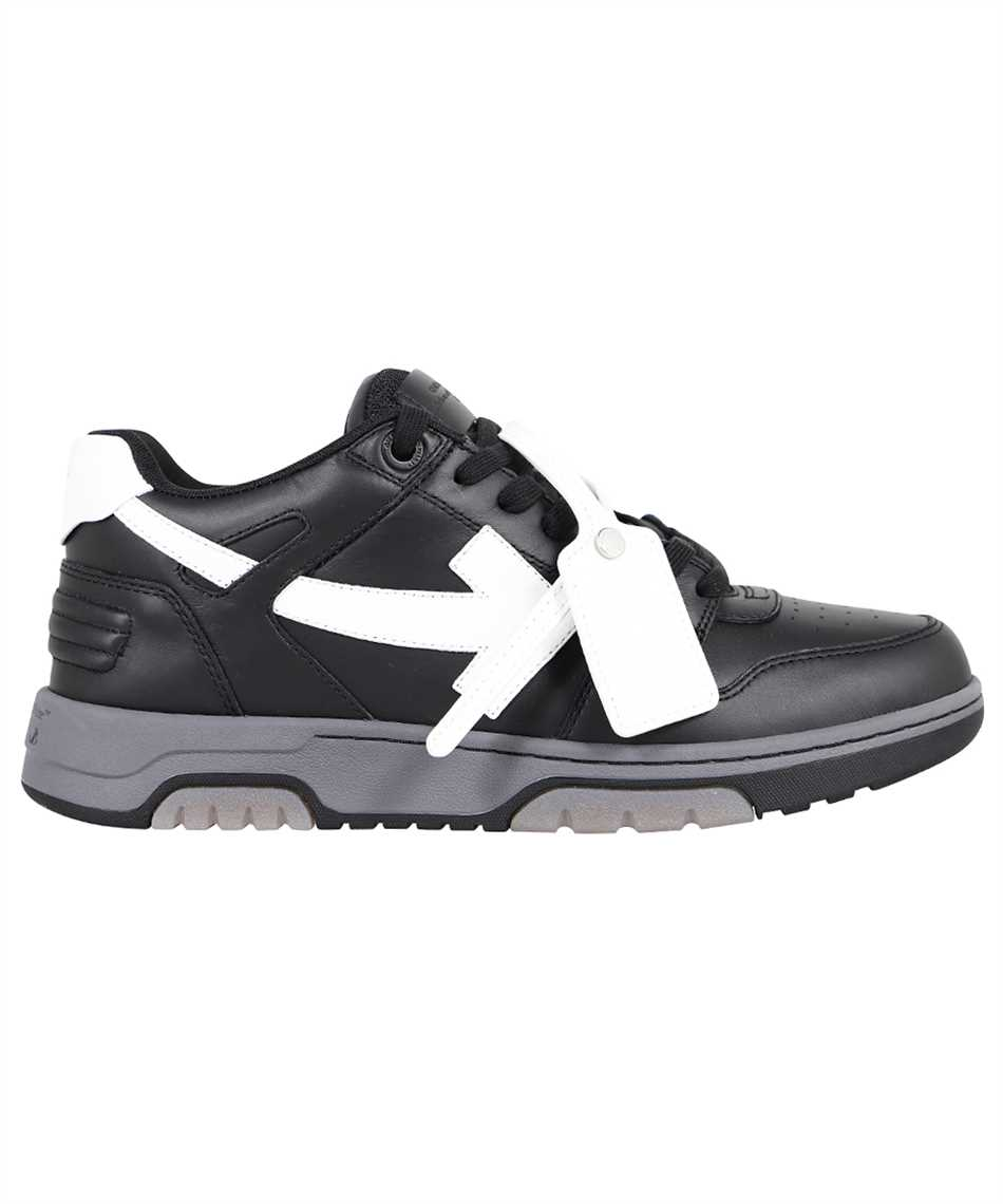 Off-White OMIA189F21LEA001 OUT OF OFFICE Sneakers 1