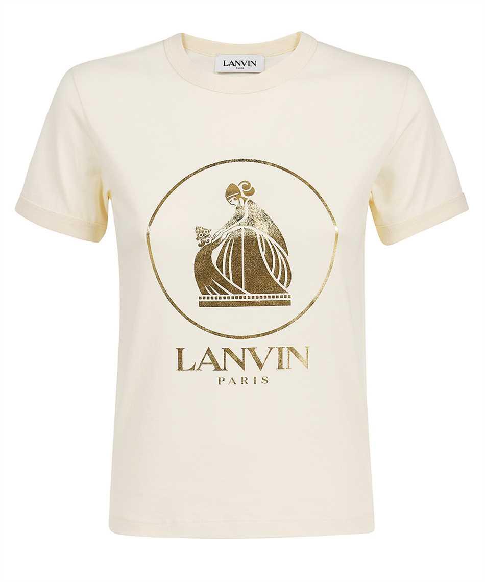 Lanvin RW TS0007 J068 A21 MOTHER & CHILD T-Shirt 1