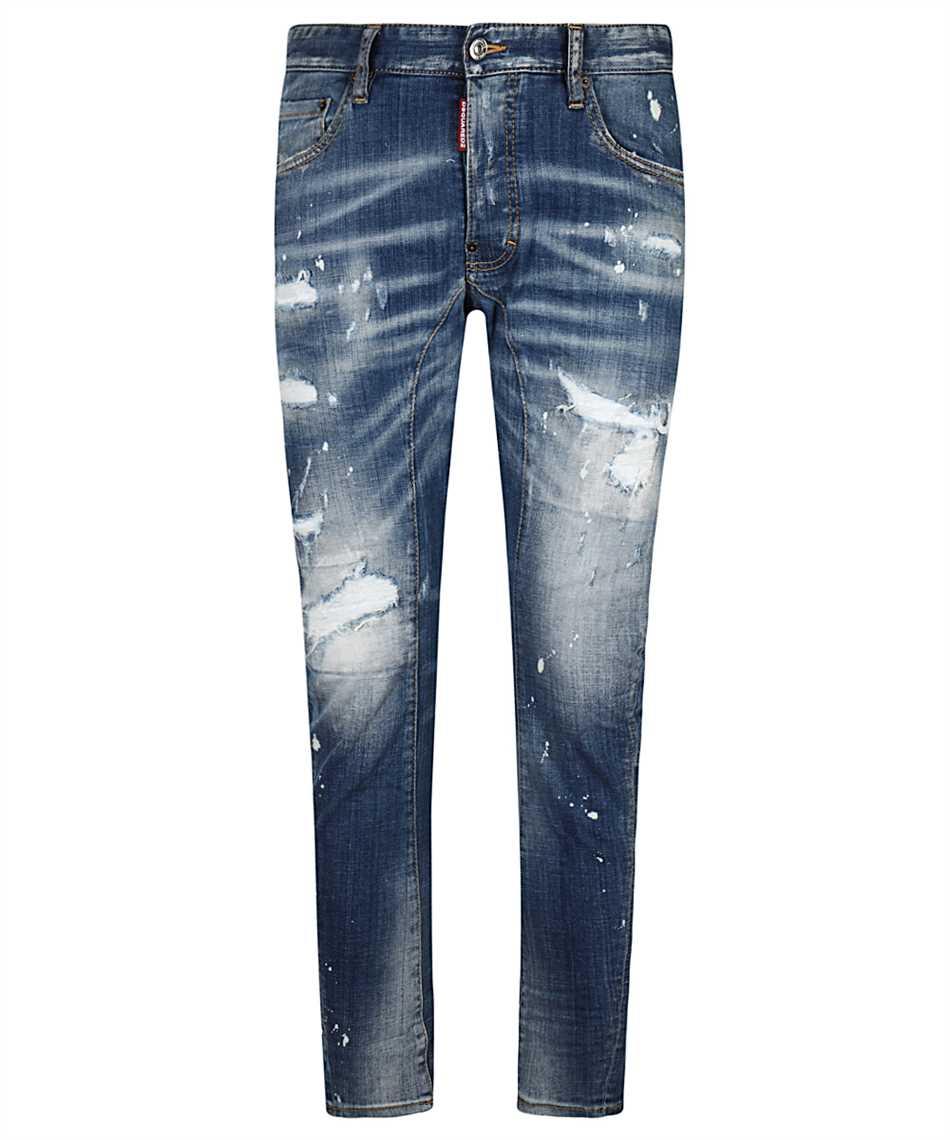 Dsquared2 S79LA0022 S30342 TIDY BIKER Jeans 1