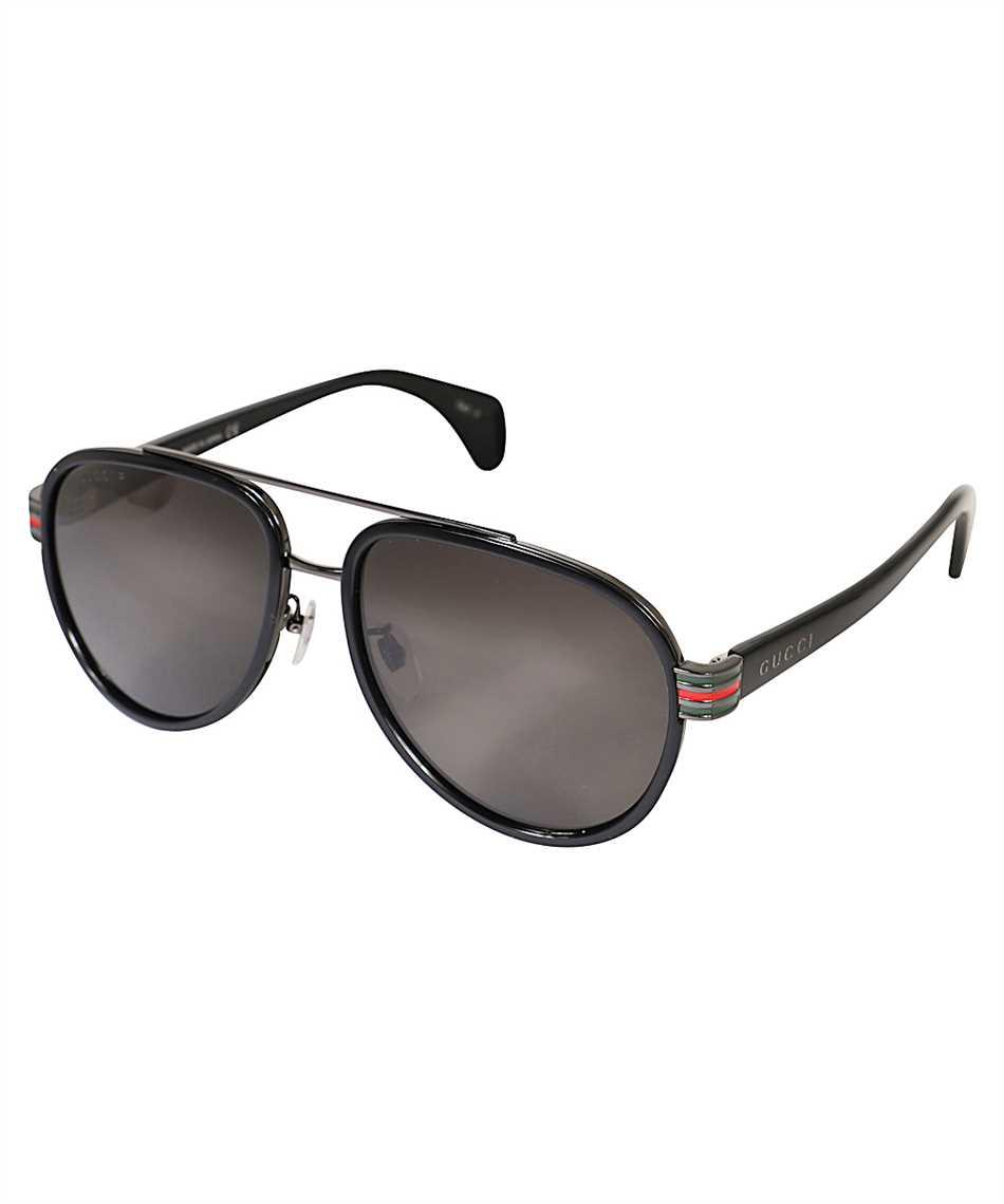 Gucci 558259 J0750 AVIATOR Sunglasses 2
