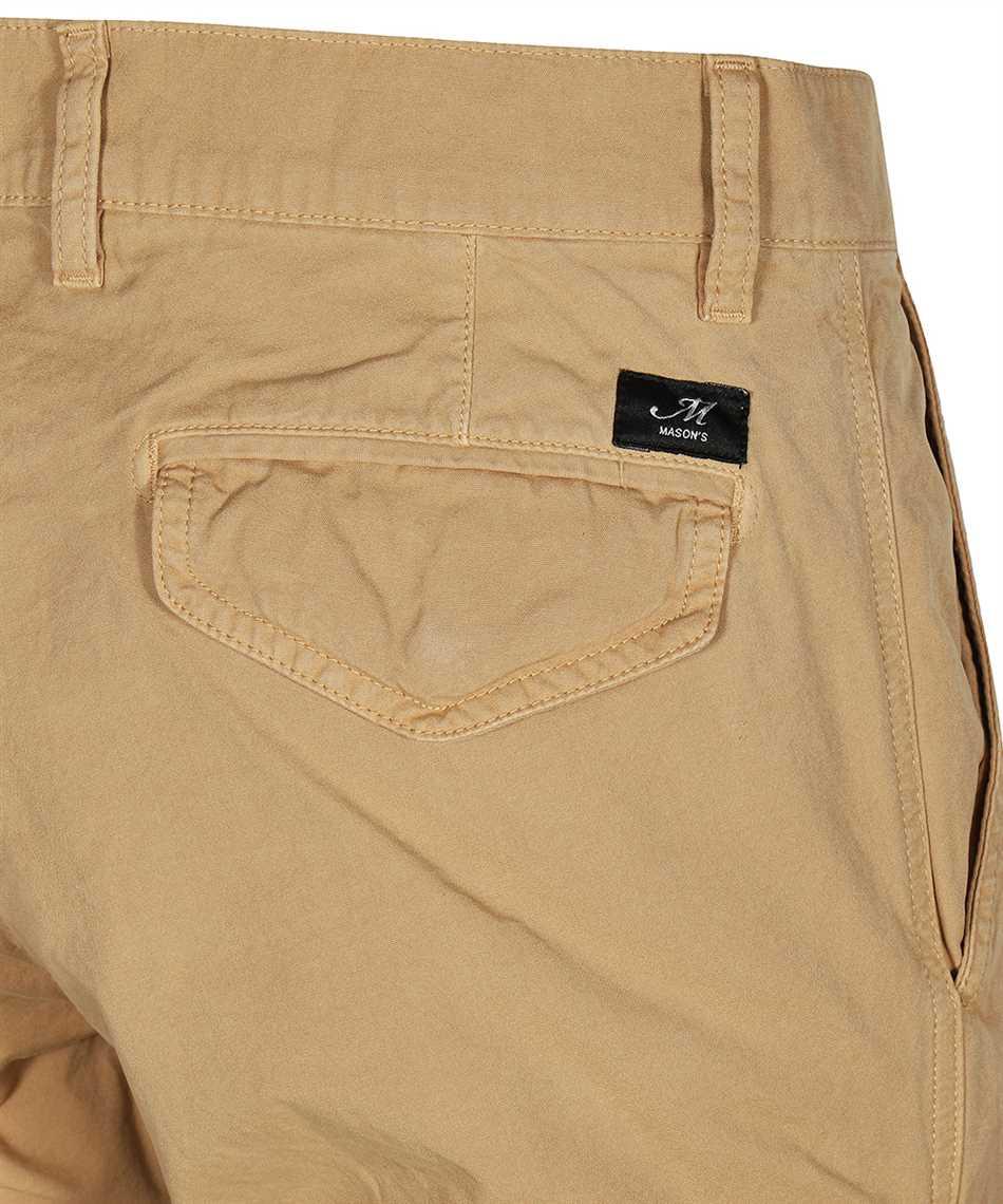 Mason's 9BE22973 CB508 HONOLULU Shorts 3