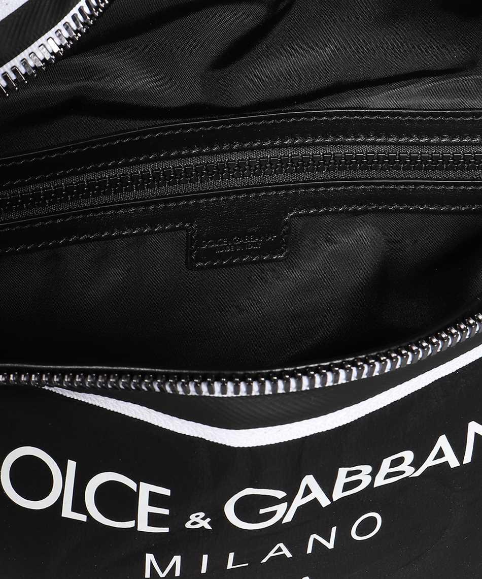 Dolce & Gabbana BM1760 AW140 LOGO PRINT Marsupio 3