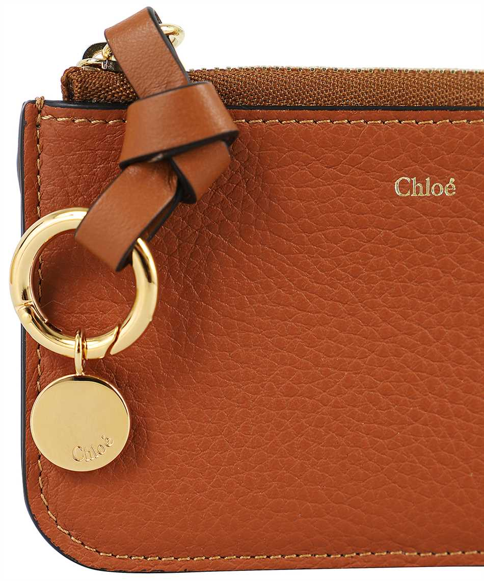 Chloé CHC17UP716H9Q ALPHABET Card holder 3