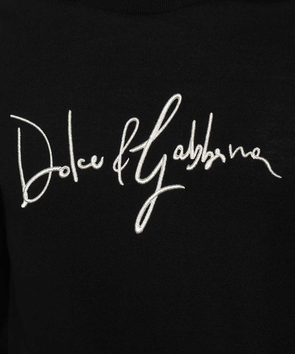 Dolce & Gabbana GX526Z JBVF8 ROUND-NECK Knit 3