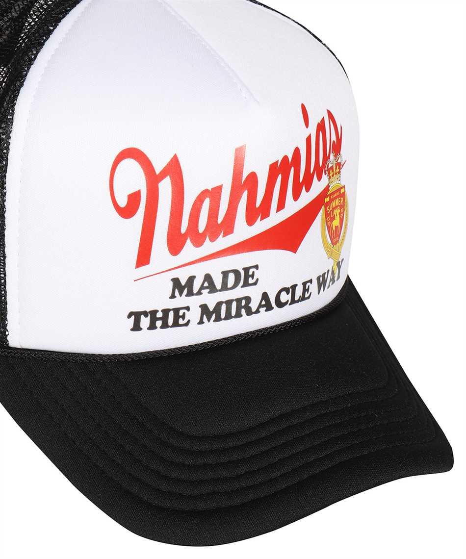 Nahmias MW TH BLACK MIRACLE WAY TRUCKER Cap 3