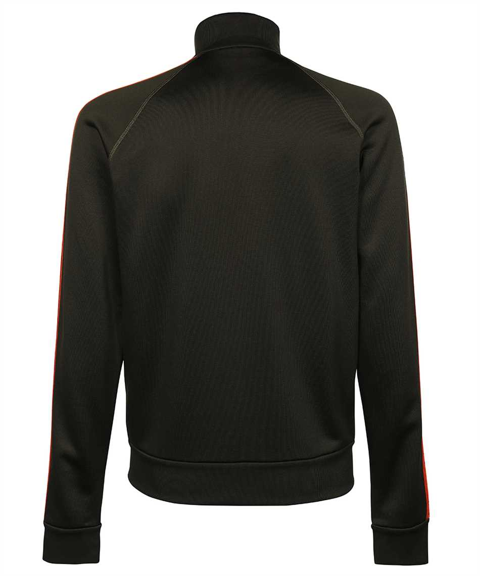 Dsquared2 S74HG0118 S25497 LEAF TAPE ZIP Sweatshirt 2
