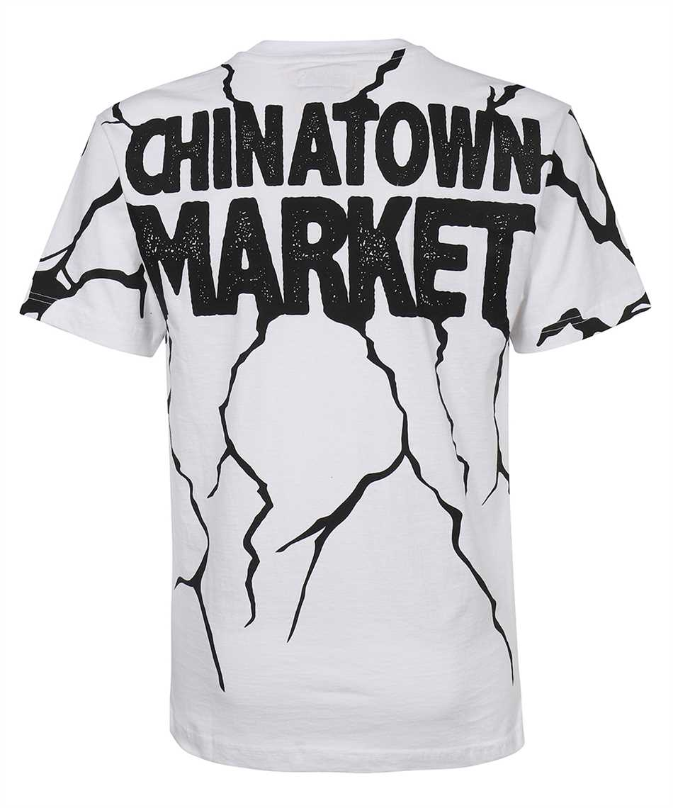 Chinatown Market 1990449 SMILEY DRY WALL BREAKER T-Shirt 2
