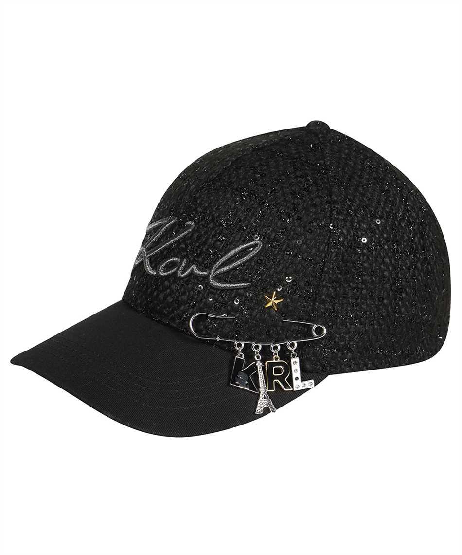 Karl Lagerfeld 216W3403 K/STUDIO PIN Cappello 1