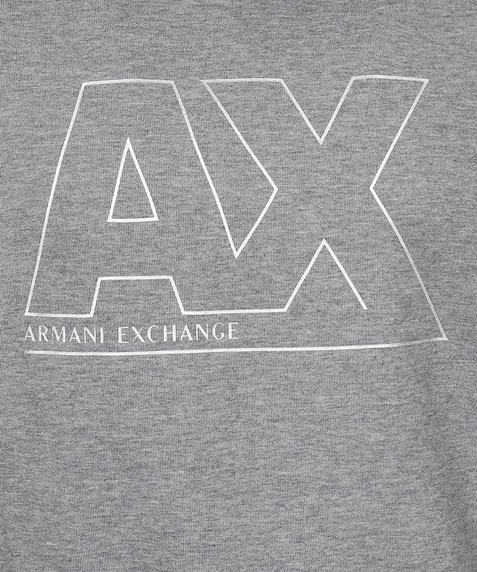 Armani Exchange 6KZMFF ZJ5NZ LOGO Hoodie 3