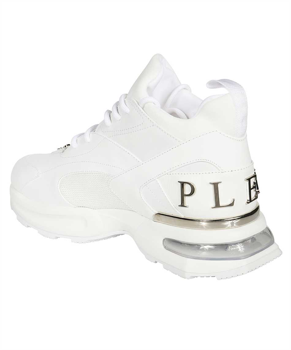 Philipp Plein AAAS MSC 3309 PLE010N RUNNER MIX MATERIALS ICONIC PLEIN Sneakers 3