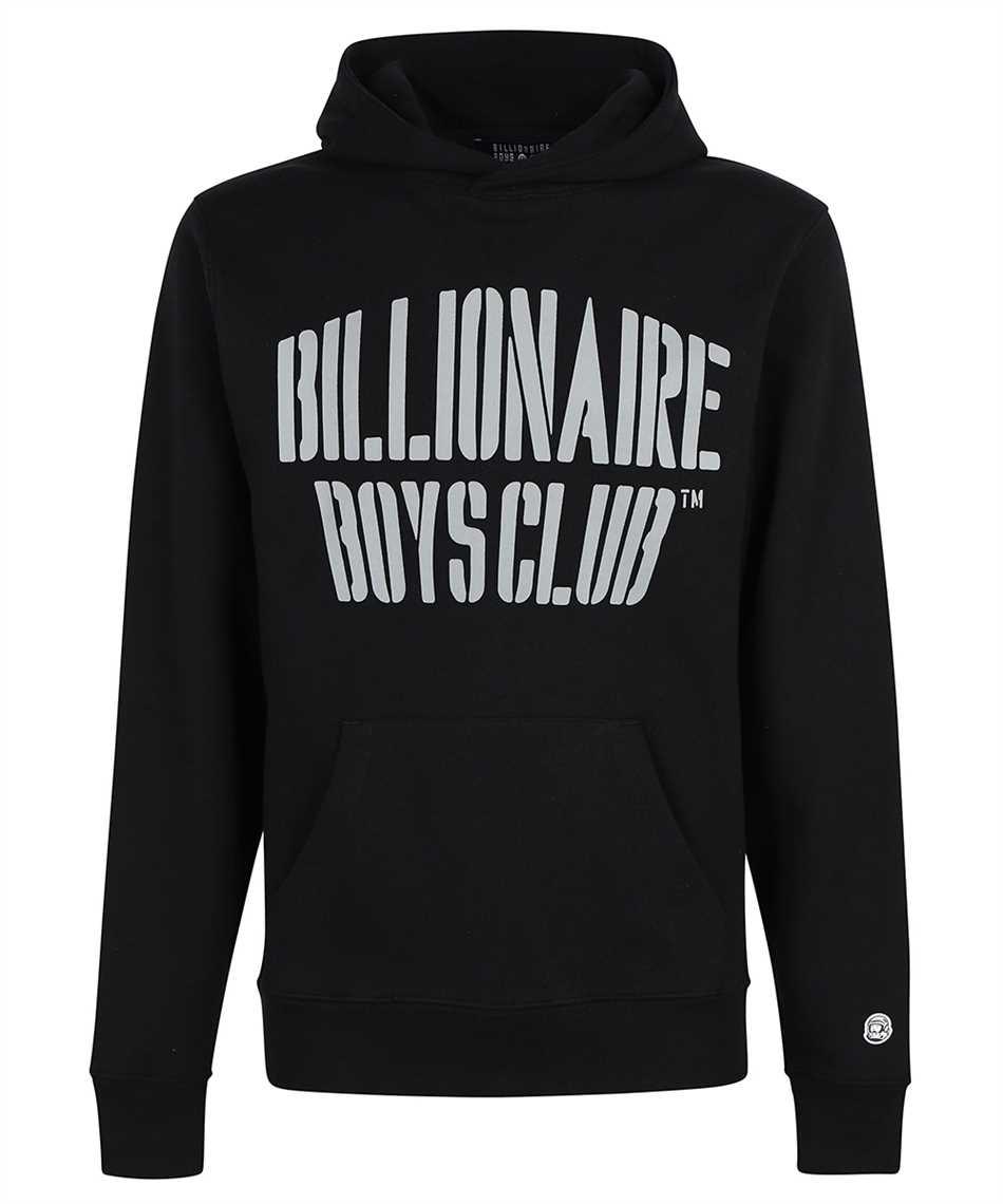 Billionaire Boys Club B21330 STENCIL LOGO POPOVER Felpa 1