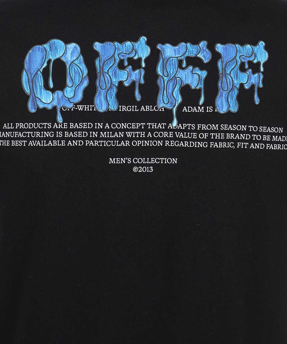 Off-White OMAA027S21JER009 OFFF S/S SLIM T-Shirt 3