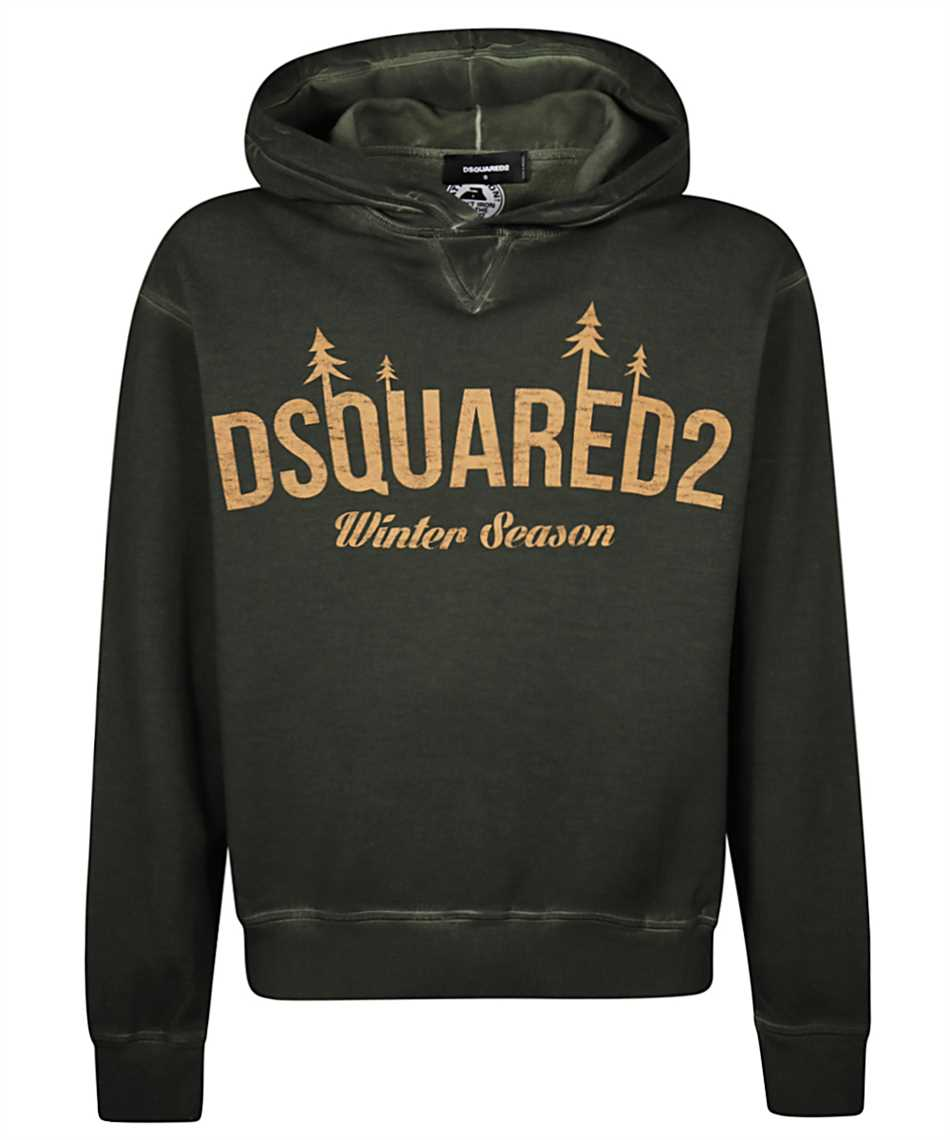 Dsquared2 S71GU0401 S25030 WINTER SEASON Kapuzen-Sweatshirt 1