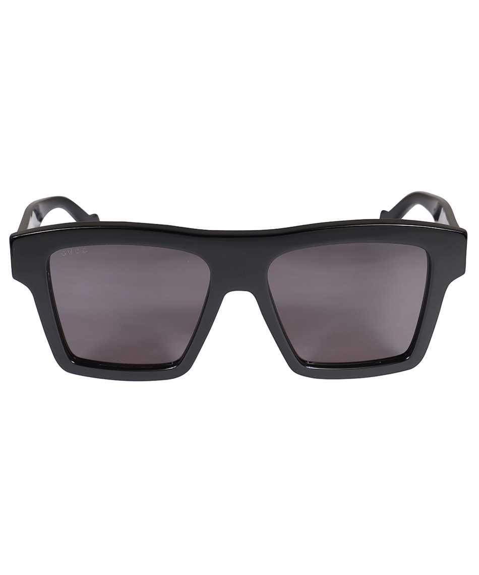 Gucci 663749 J0740 SQUARE-FRAME Sonnenbrille 1