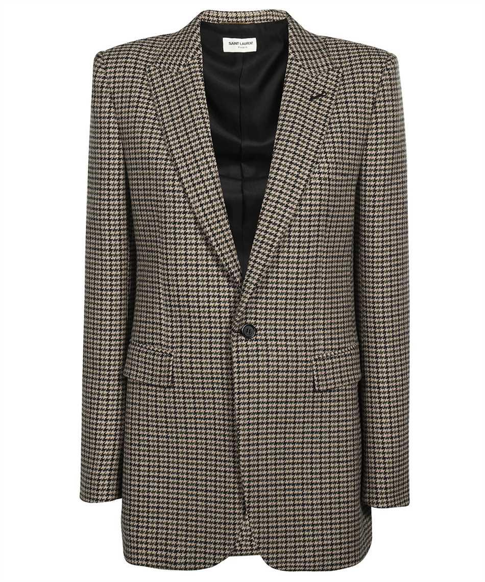 Saint Laurent 664347 Y3D09 SINGLE-BREASTED Jacket 1