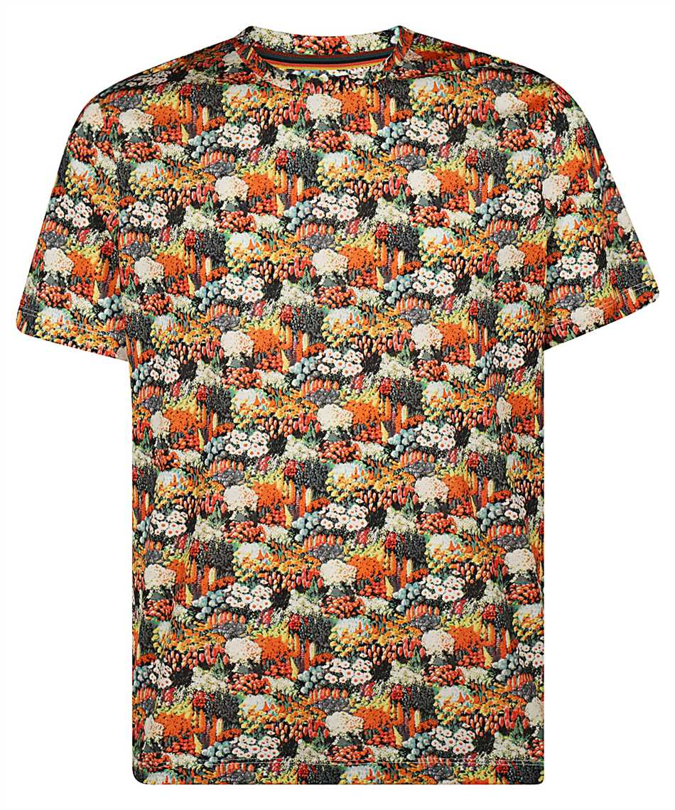 Paul Smith M1R 202U SEED PACKET PRINT T-Shirt 1
