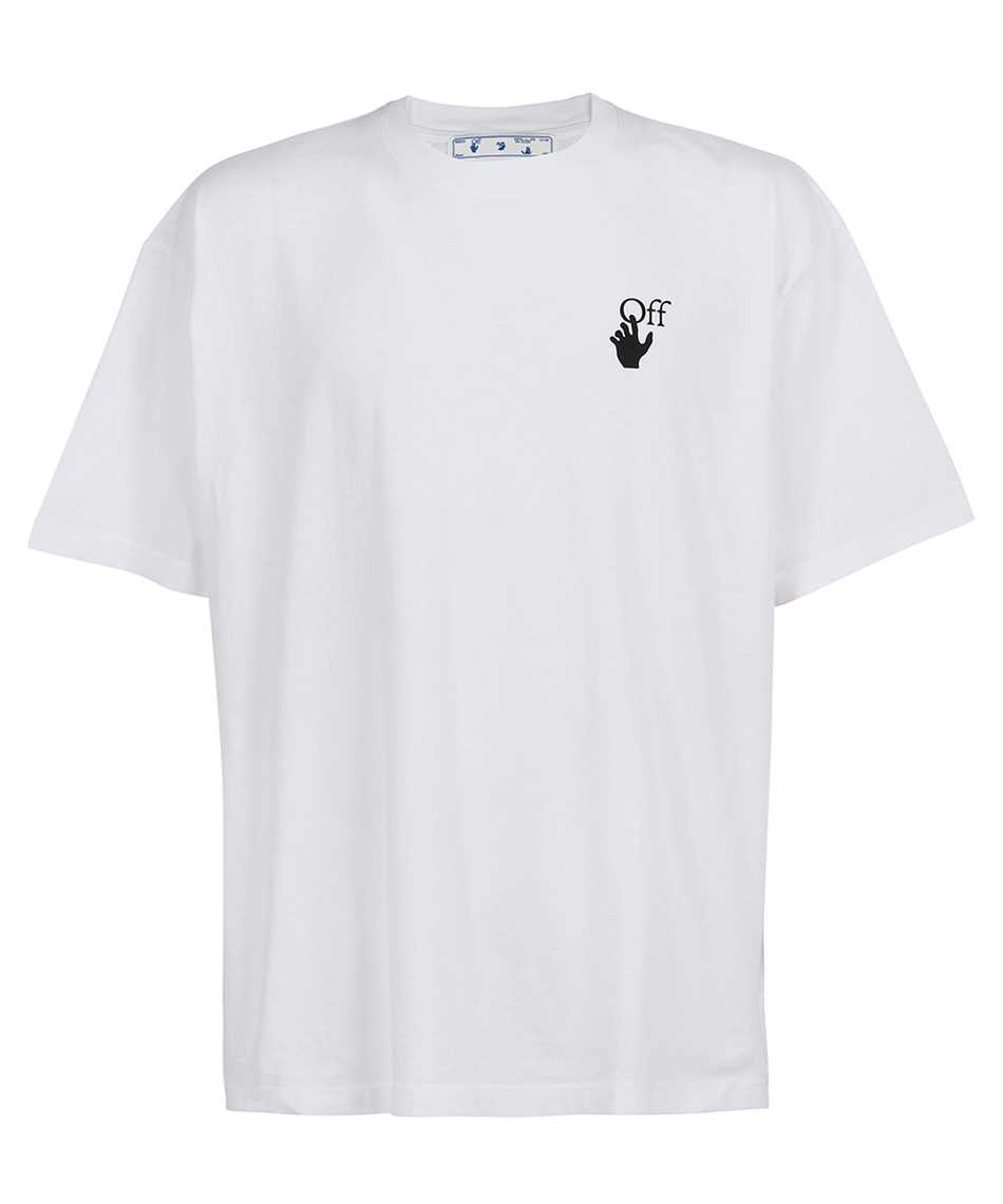 Off-White OMAA038R21JER002 T-shirt 1