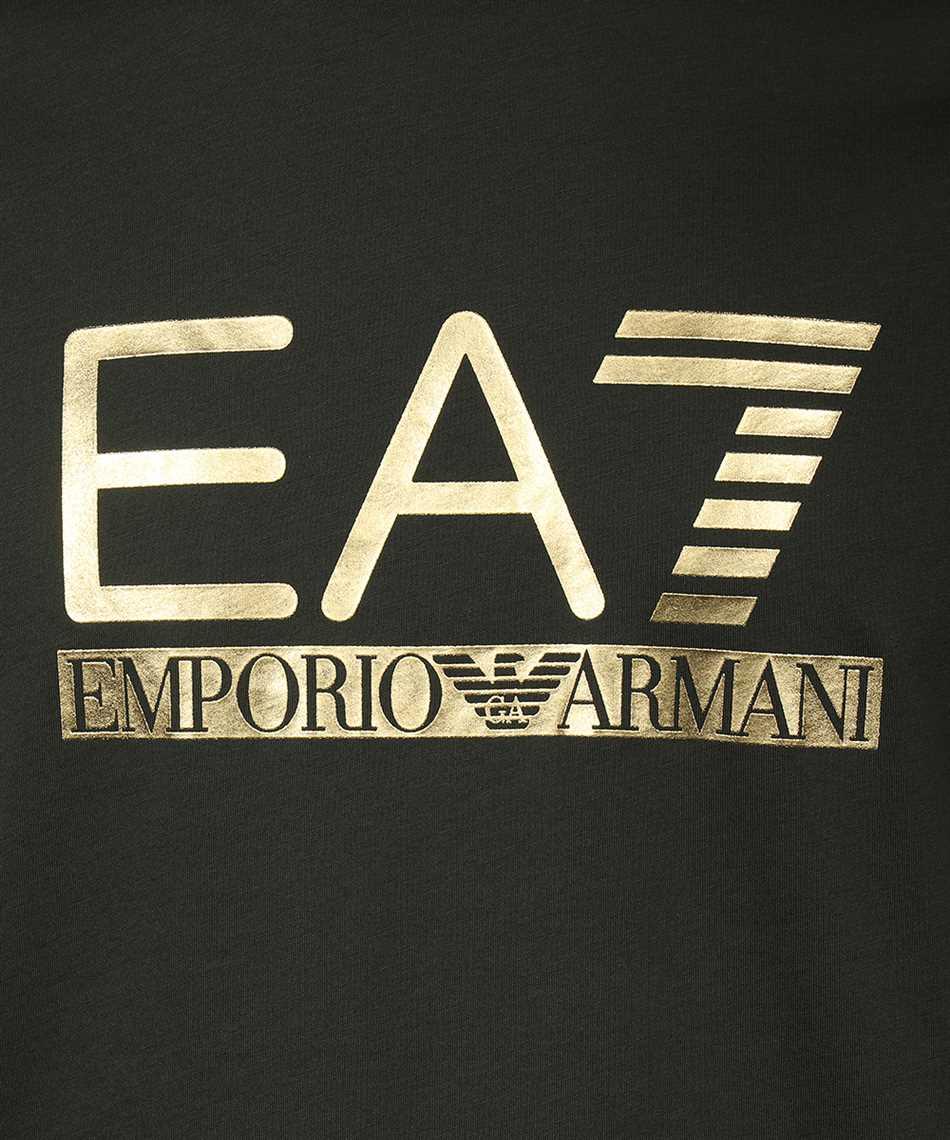 EA7 3KPT87 PJM9Z EMBOSSED LOGO T-shirt 3