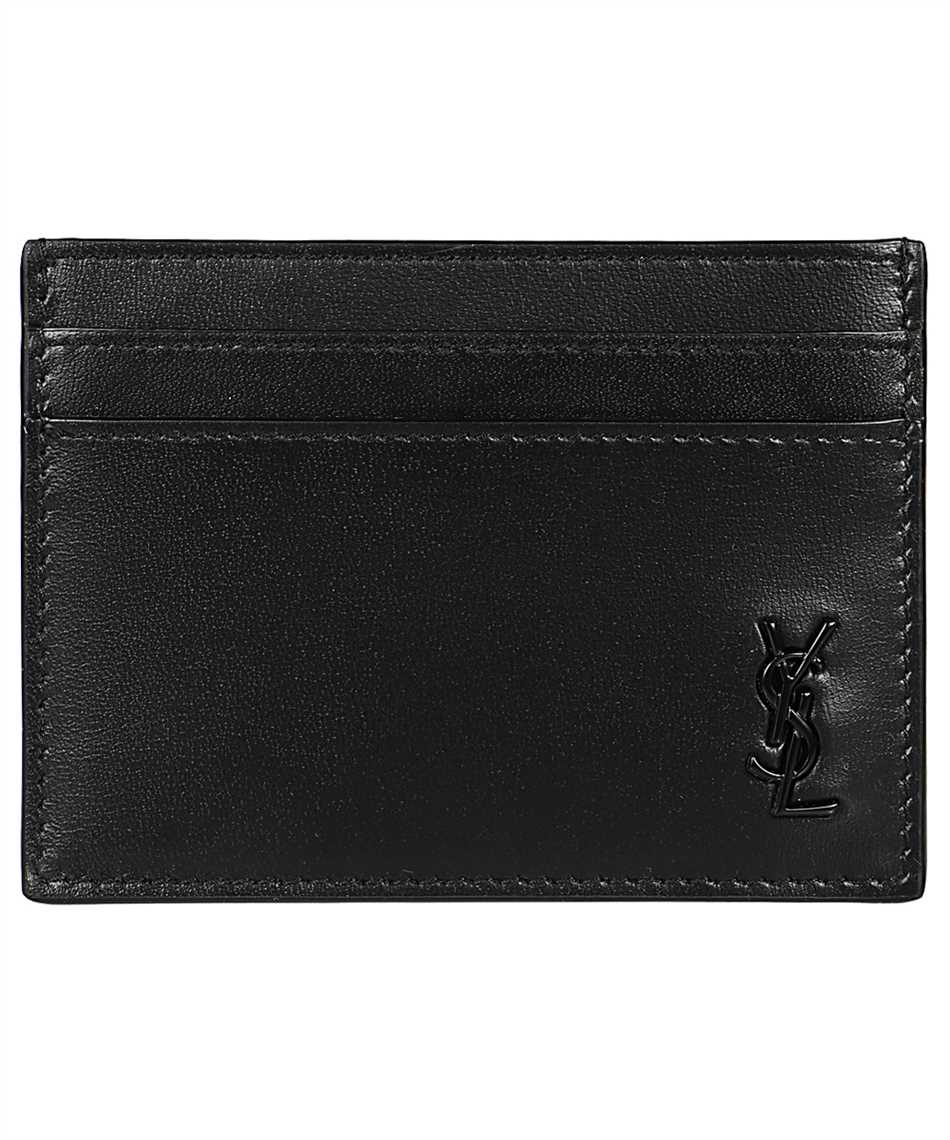 Saint Laurent 607603 1JB0U TINY MONOGRAM Porta carte di credito 1
