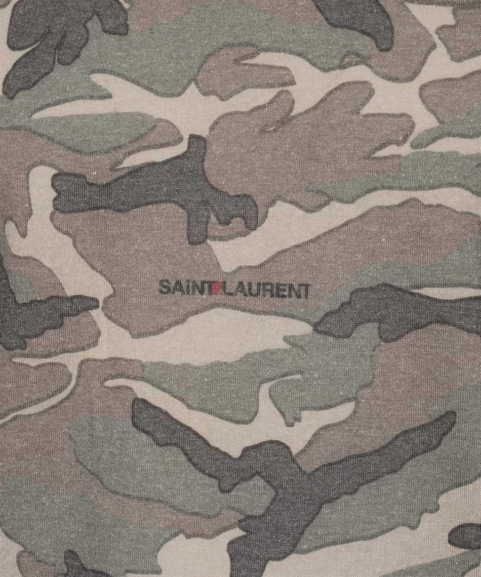 Saint Laurent 667316 Y36IT RIVE GAUCHE T-shirt 3