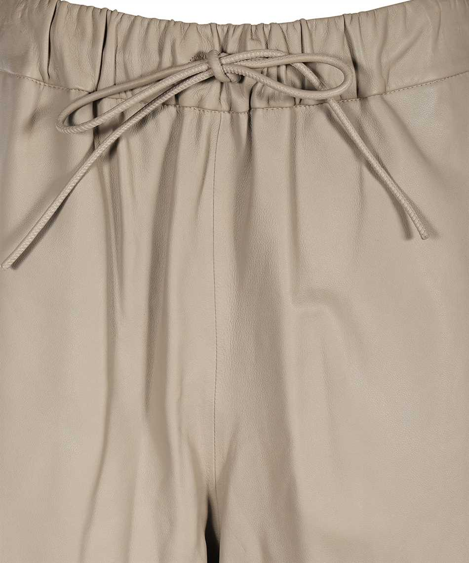 Yves Salomon 9EYP234XXAPXX LAMB LEATHER Trousers 3
