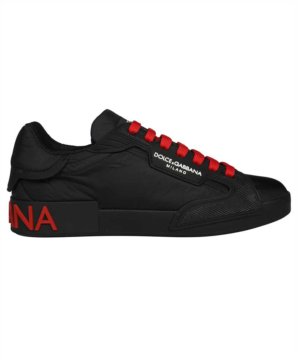 Dolce & Gabbana CS1865 AO217 NYLON AND RUBBER PORTOFINO Sneakers 1