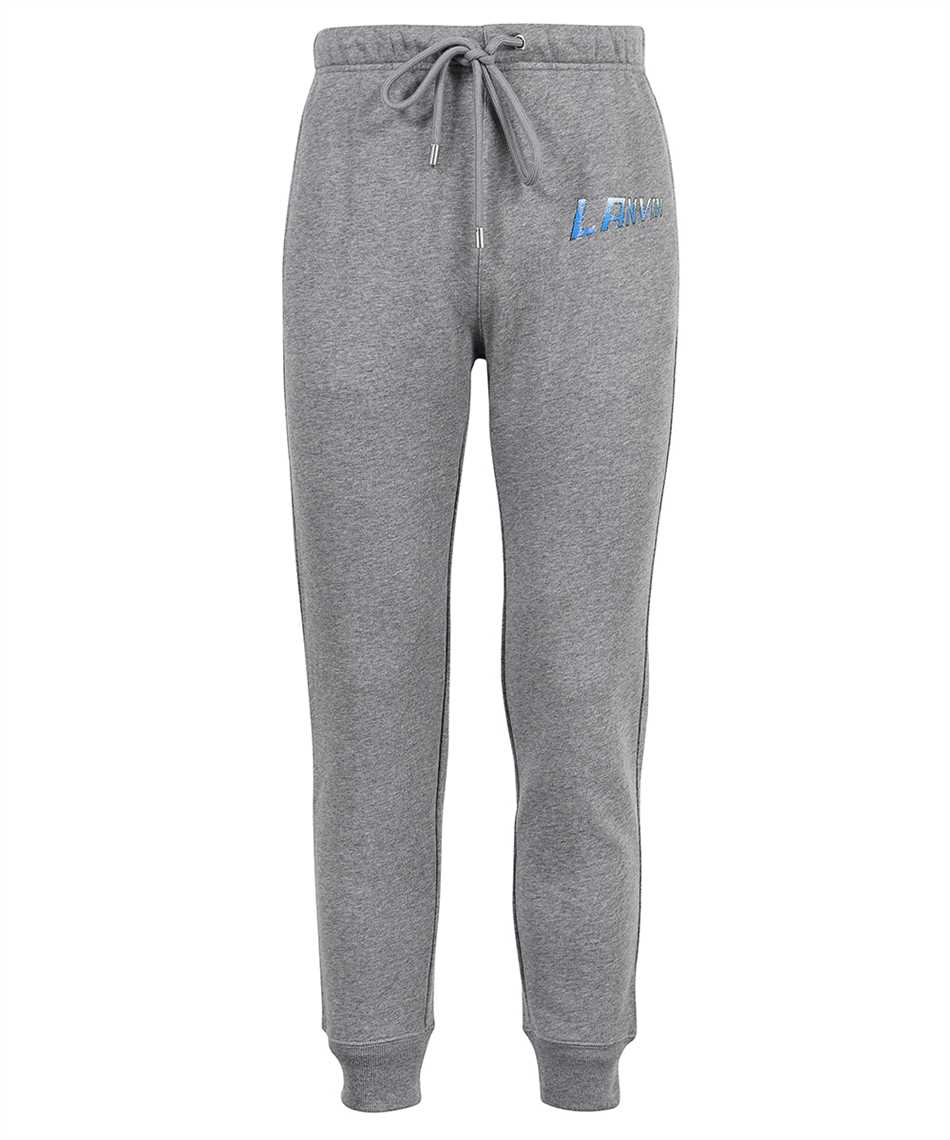 Lanvin RM TR0041 J065 A21 PRINTED JOGGING Pantalone 1
