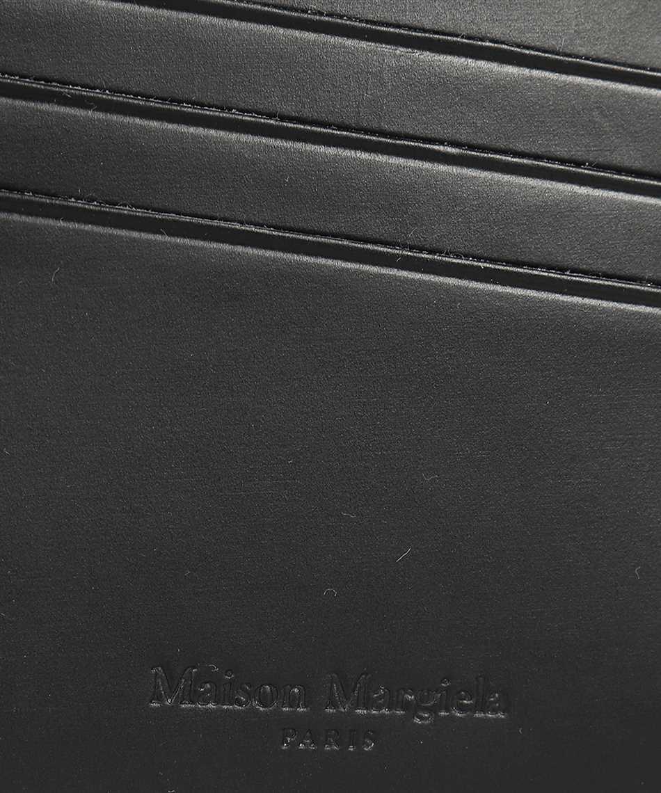 Maison Margiela S35UI0432 PS935 LEATHER Card holder 3