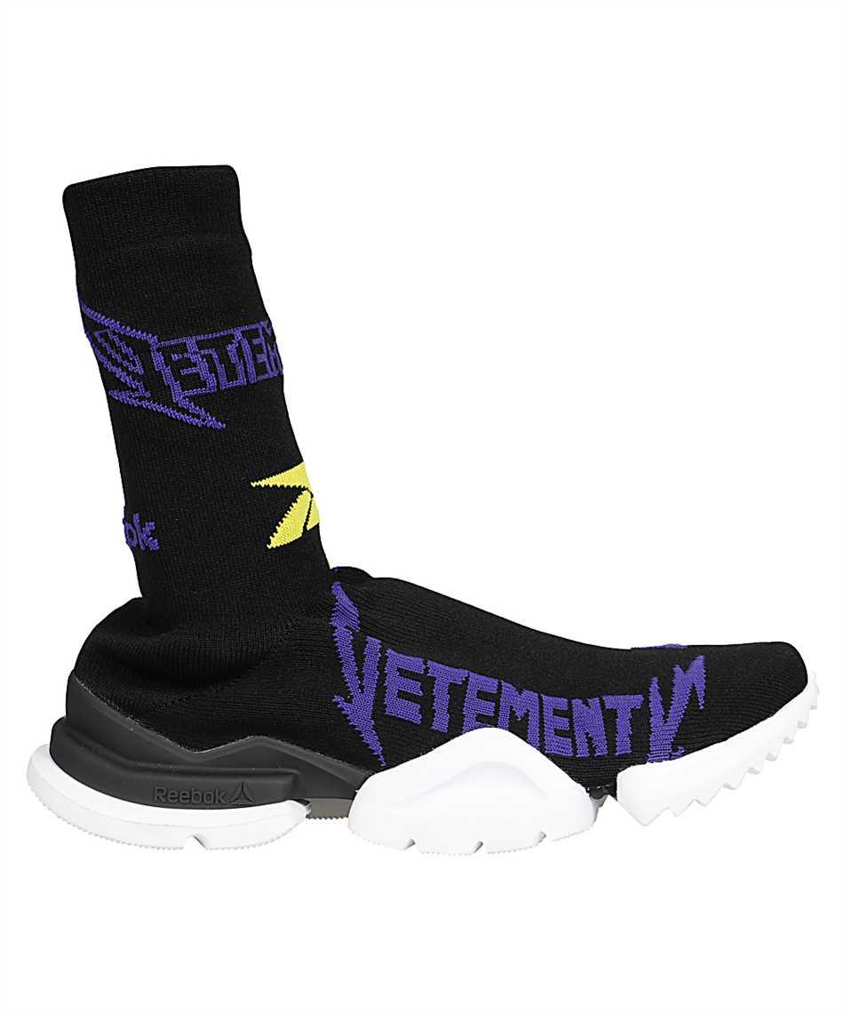 Vetements UE51SN600P METAL LOGO SOCK RUNNERS Sneakers 1