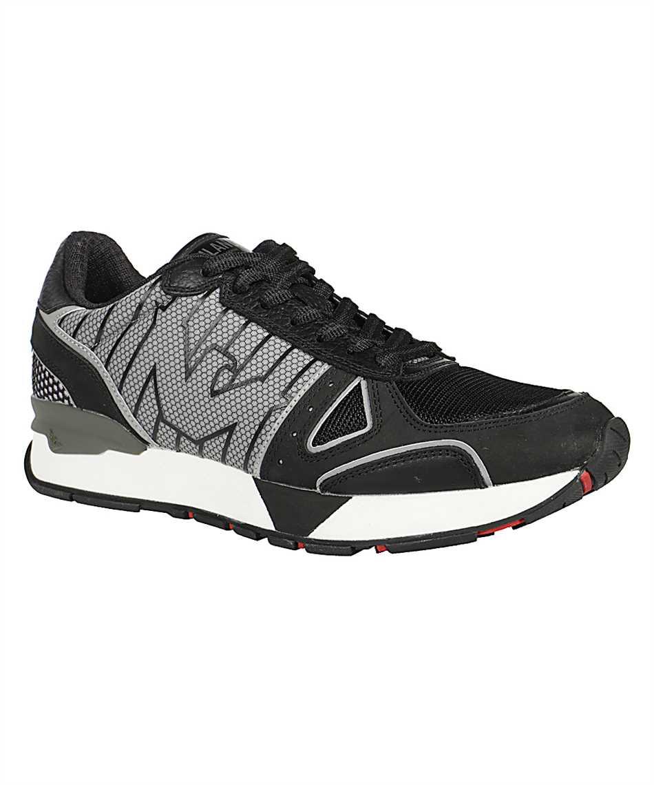 Emporio Armani X4X289 XM232 NUBUCK Sneakers 2