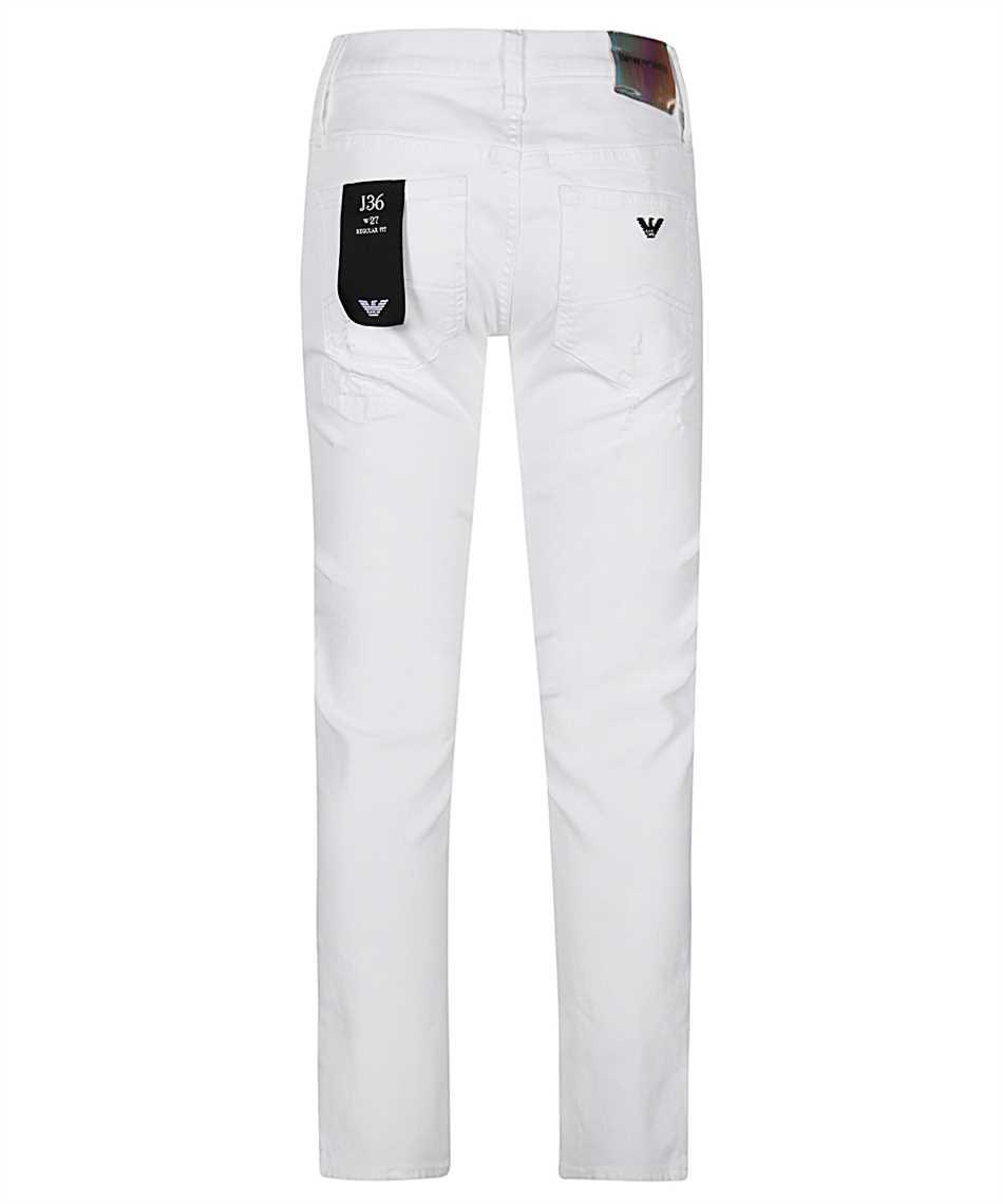 Emporio Armani 3H2J36 2N3RZ STRAIGHT Pantalone 2