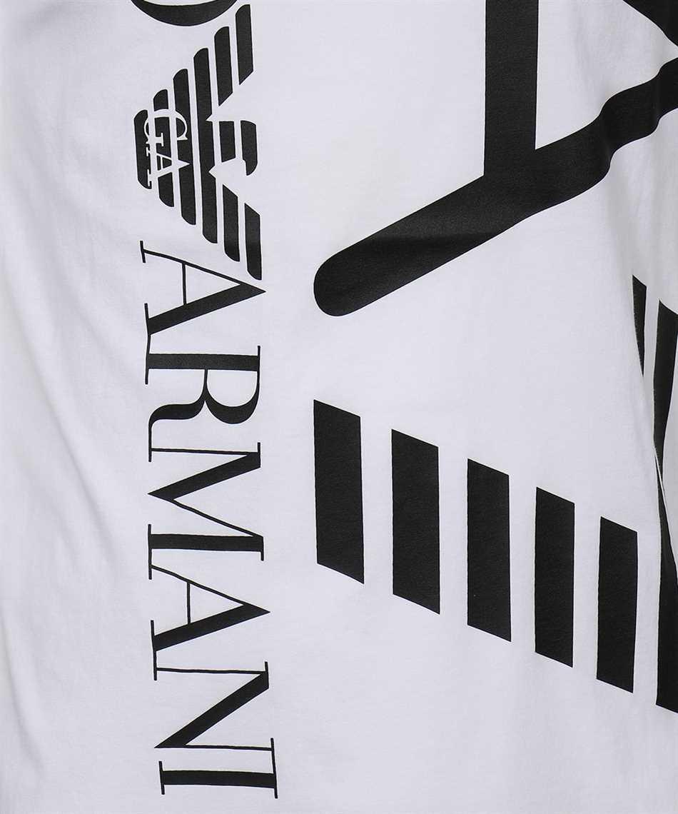 EA7 3KPT07 PJA2Z OVERSIZED LOGO T-shirt 3