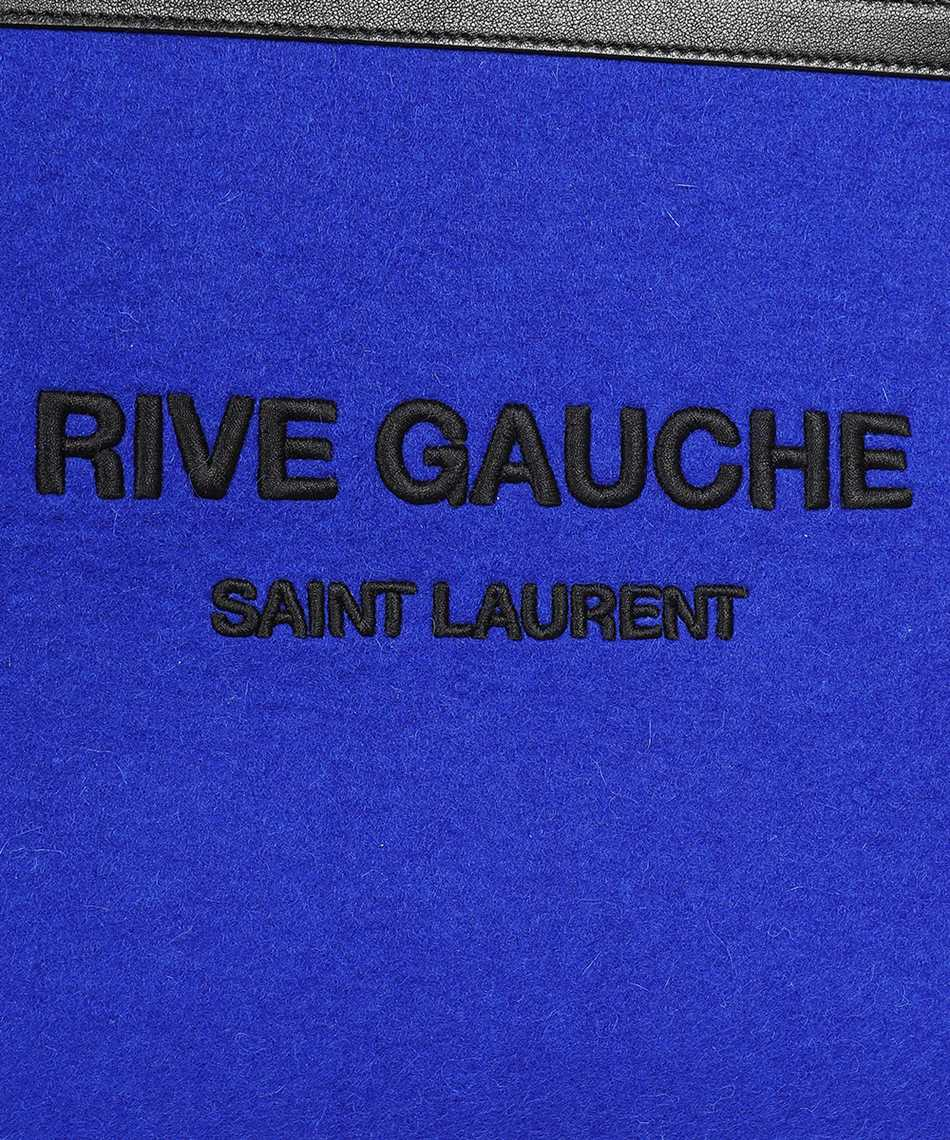 Saint Laurent 581369 FHVPE RIVE GAUCHE ZIPPERED Tasche 3
