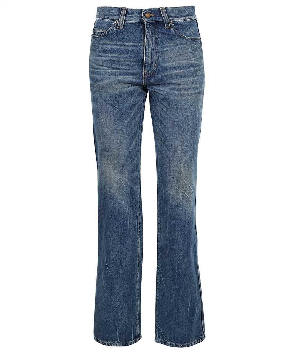 Saint Laurent 659939 Y863C 60'S Jeans 1