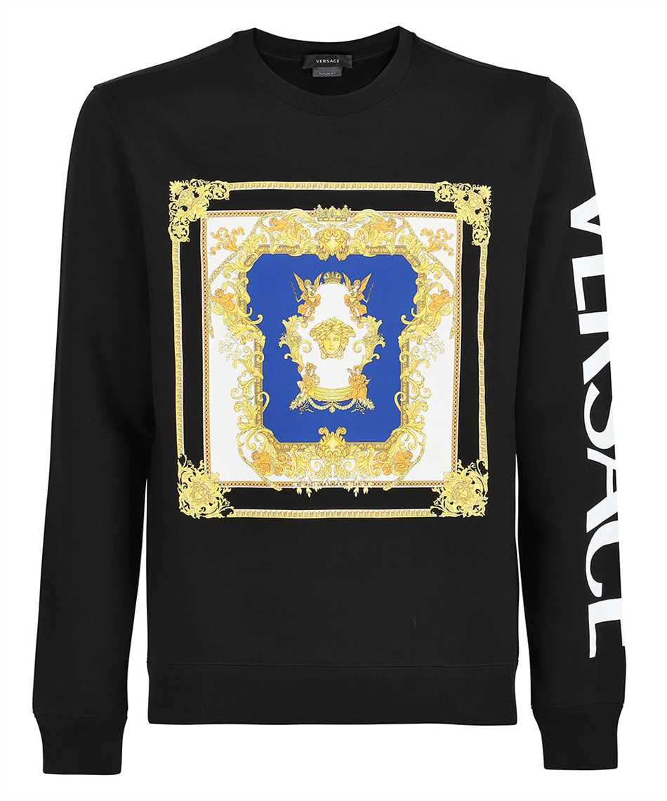 Versace 1001380 1A01018 MEDUSA RENAISSANCE MOTIF Sweatshirt 1