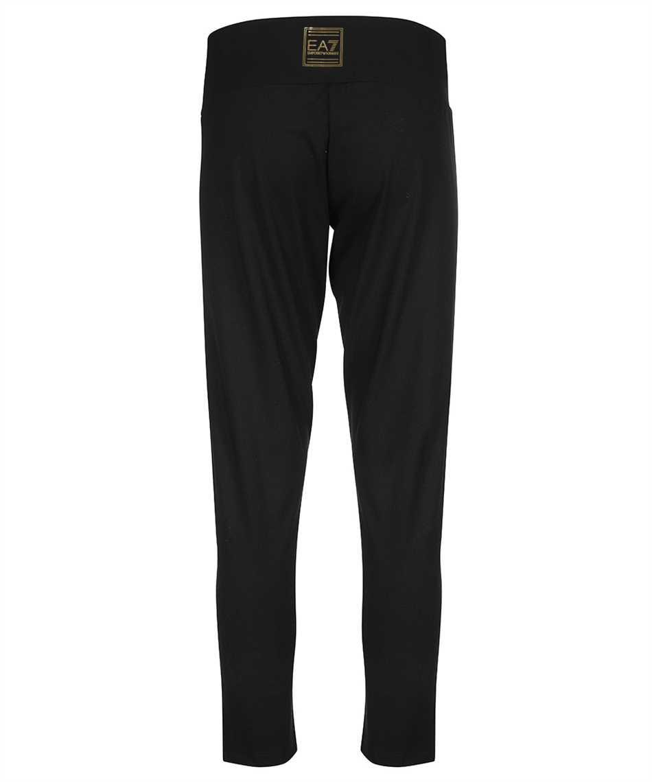 EA7 3KTP59 TJ9PZ LOGO STRETCH Trousers 2